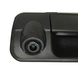 tailgate backup camera