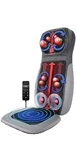 Amazon.com: Daiwa Felicity Shogun Heated 3D Shiatsu Kneading ...