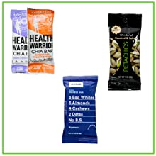 Fitness Protein Snack Box Assortment