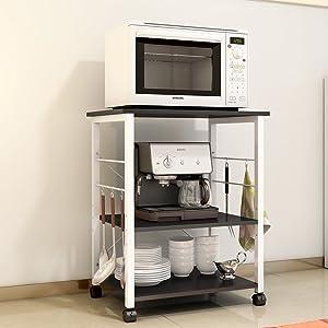 microwave cart microwave stand