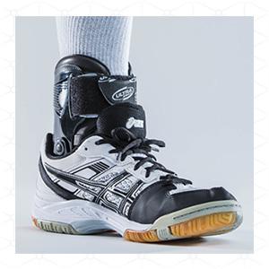 Ankle Brace in Shoe