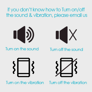 turn off the sound
