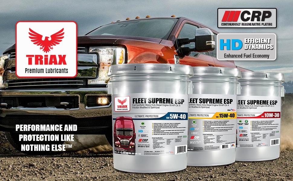 triax oil, triax fleet supreme, triax diesel oil, diesel oil, diesel synthetic