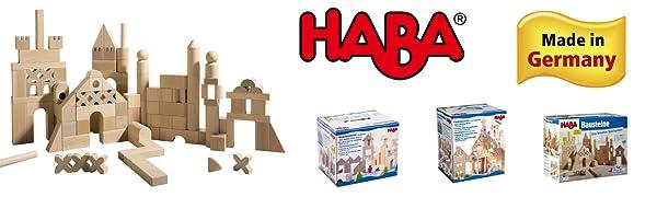 haba blocks