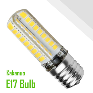 Kakanuo E17 Led Bulb Microwave Oven Light Dimmable 5 Watt