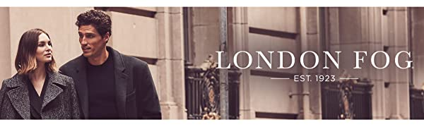 London Fog is one of the most iconic and established U.S fashion brands.