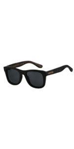 Bamboo Sunglasses Floating For Men Women Wood Sunglass Wooden Frame Polarized Vintage Black Blue