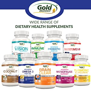 Gold Banner Nutrition All Products