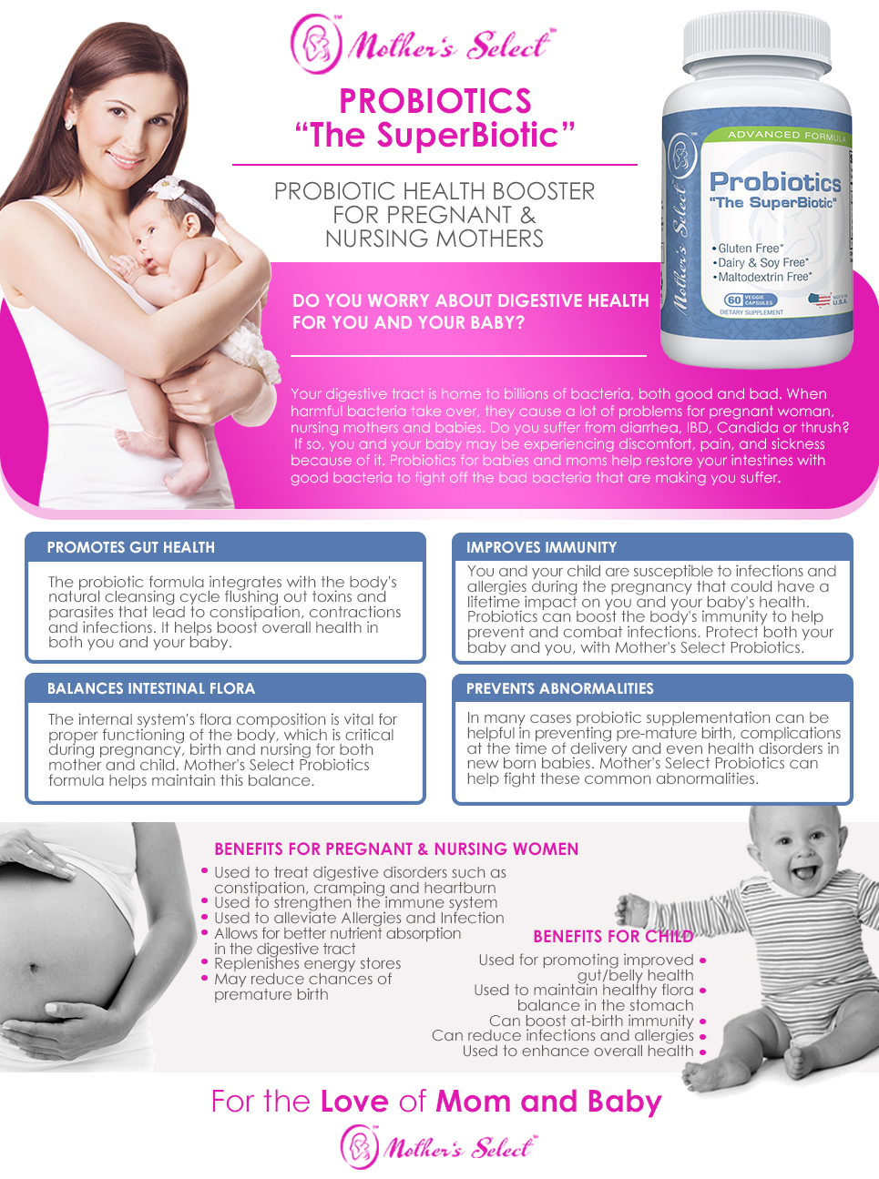 Laxative for pregnant women should be selected with the help of a doctor