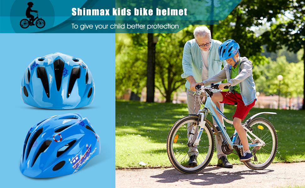 Detachable Kids Safety Children Helmet for Bike Scooter Bicycle Skate Board