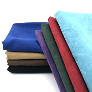 Polyester Blend Wool Flannel Fleece Faux Leather Plastic Egyptian Cotton Acrylic Sateen Vinyl