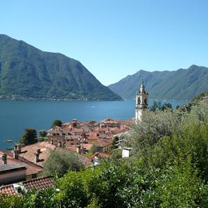 lake como silk scarf square neck neckerchief bandana twill italian italy