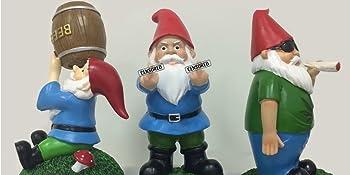 Gnome Trio