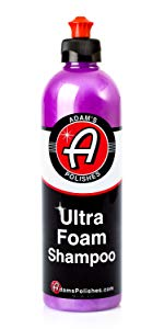 Ultra Foam Shampoo car cleaning supplies trucks meguires chemical guys suds