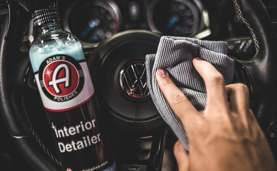steering wheel car seat leather vinyl quick auto detail carpet upholstery vw truck corvette