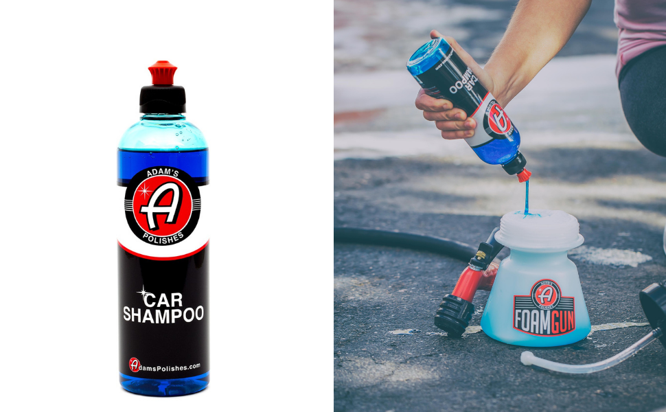 car shampoo chemical guys snow foam cannon gun suds washer cleaner wash