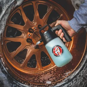 adams eco wheel cleaner safe for rims dubs