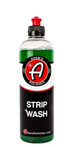 Strip your car of waxes sealants ceramics clean slate before coating your automotive vehicle parts