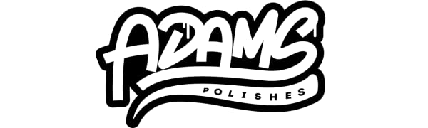 adams logo the brand that you can trust for your premium car care auto detailing needs