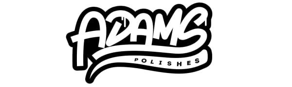 adams polishes logo car detail wax premium