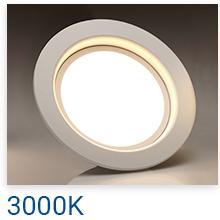 cct 3000K kelvin color temperature