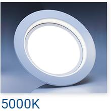 cct 5000K kelvin color temperature