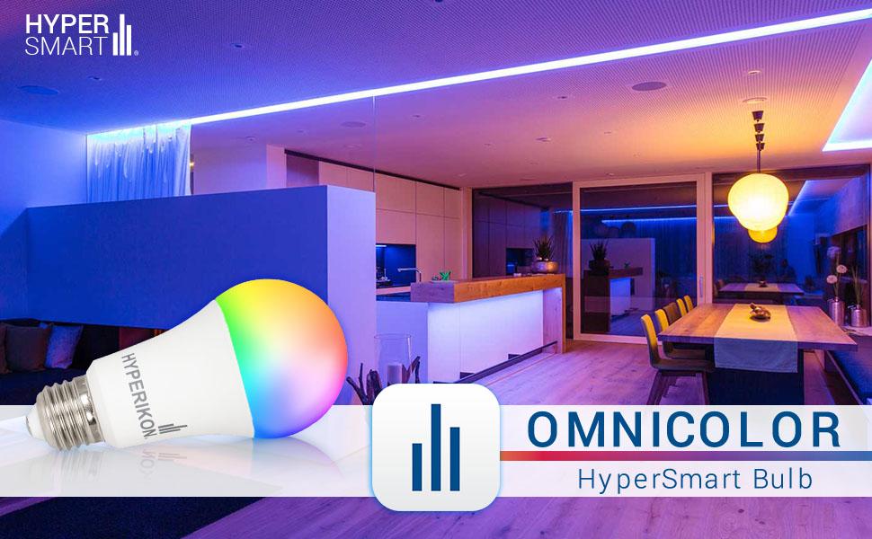 smart led bulb wifi connected light bulb for home alexa bulbs google assistance