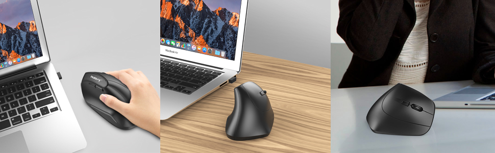 vertical optical mouse