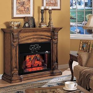 fireplace fan