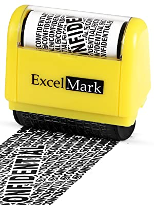 ExcelMark Identity Theft Protection Stamp