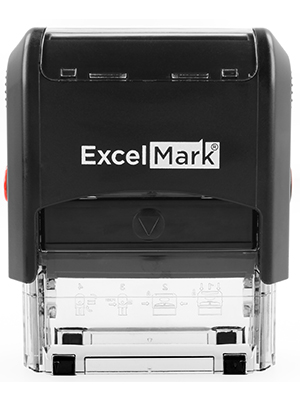 ExcelMark A1848 Self-Inking Custom Stamp