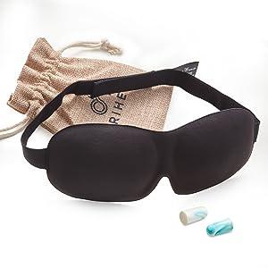 2631a39a241 Amazon.com  OriHea Eye Mask for Sleeping
