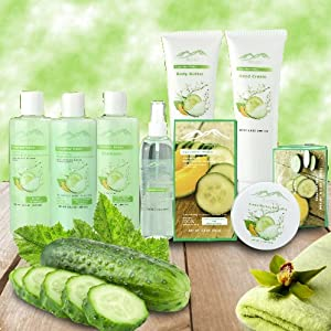 Natural Spa Basket