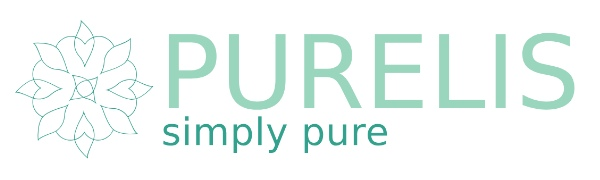 Purelis logo, simply pure natural gifts for your loved one