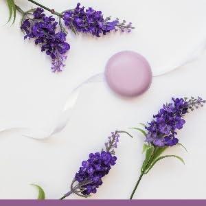 Deluxe lavender jasmine spa gift set, perfect gift idea