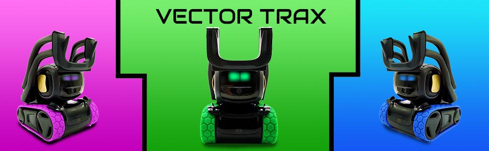 Hexnub Anki Vector Treads pack Accessory