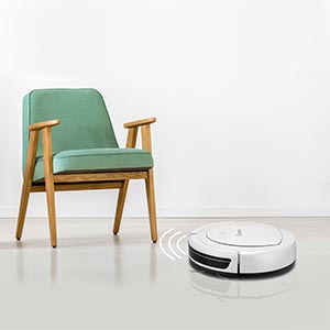 Amazon Com Clymen Q9 Robot Vacuum Cleaner With Voice