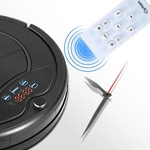 robotic robot vacuum cleaner for pet hair irobot roomba rumba kitchen neato mop carpet floor ilife