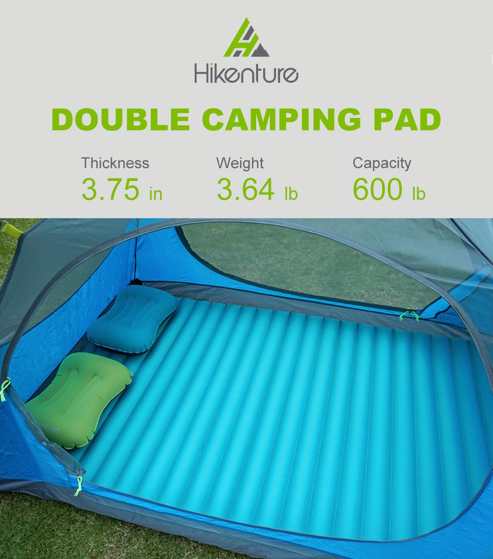 Amazon.com: Hikenture - Colchón hinchable de aire para ...