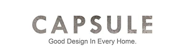 capsule - good design in every home