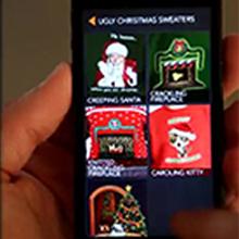 Digital Dudz Christmas Xmas Ugly Sweater