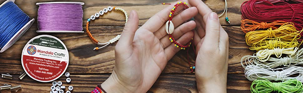 1mm Waxed Cord String Rope for Jewelry Making Braiding Wind Chime Dream Catcher DIY Crafting