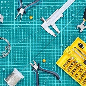 Aluminum Wire MM Inch AWG Gauge Caliper Measurement