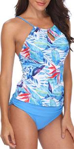 9df06117b4d women high neck swimsuit · women one shoulder tankini set · women vintage  printed bikini set · women printed bikini set · women ruffled tankini set  ...