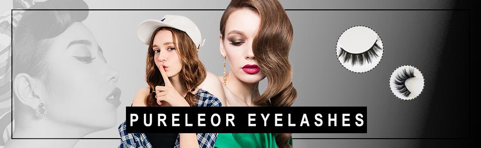 3d false eyelashes mink lashes faux eyelash extensions wispies stylish eye lash for women adults