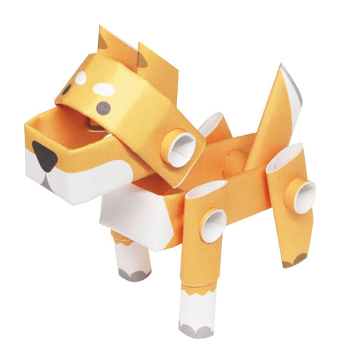 Amazon Com Piperoid Animals Dogs Shiba Inu Wide Package Paper