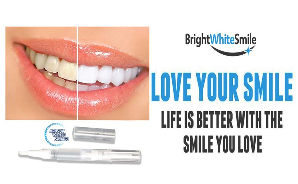 Amazon Com Bright White Smiles Teeth Whitening Pen 35