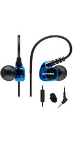 Sport earphones