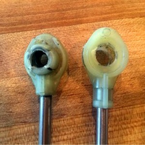 GT-R Transmission Shift Cable Repair Kit w// bushing Easy Install