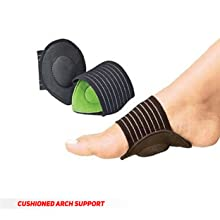 Cushioned Arch Support
